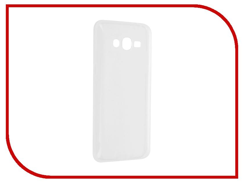 Аксессуар Чехол Samsung SM-G531H/G532 Galaxy J2 Prime Aksberry Silicone Transparent 0.33mm<br>