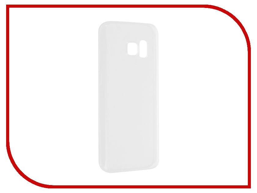Аксессуар Чехол Samsung SM-G930 Galaxy S7 Aksberry Silicone 0.33mm Transparent аксессуар чехол samsung sm j120 galaxy j1 2016 aksberry white