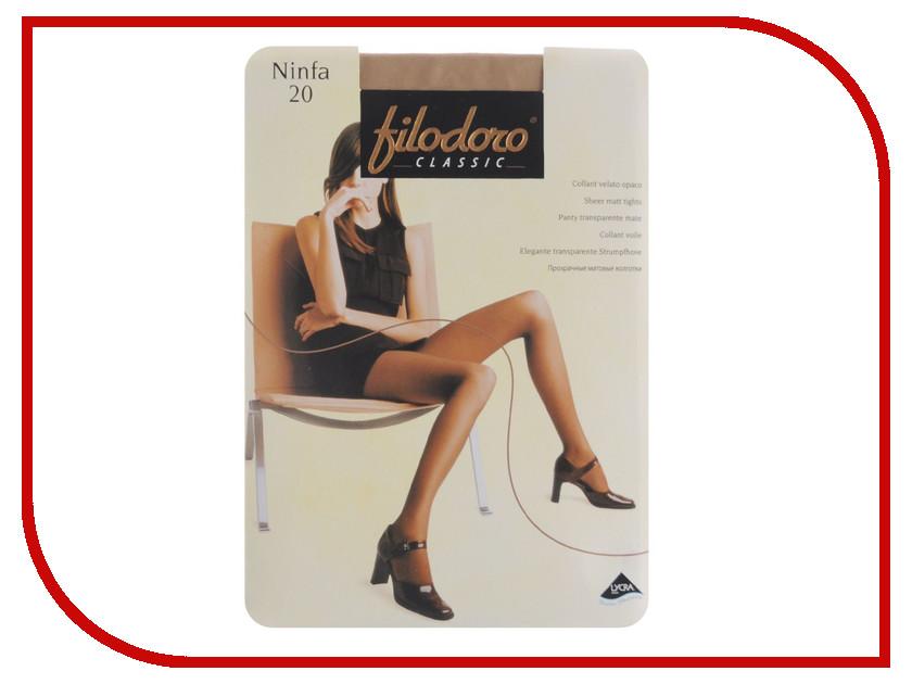 Колготки Filodoro Ninfa размер 2 плотность 20 Den Playa elizabeth and james широкие брюки