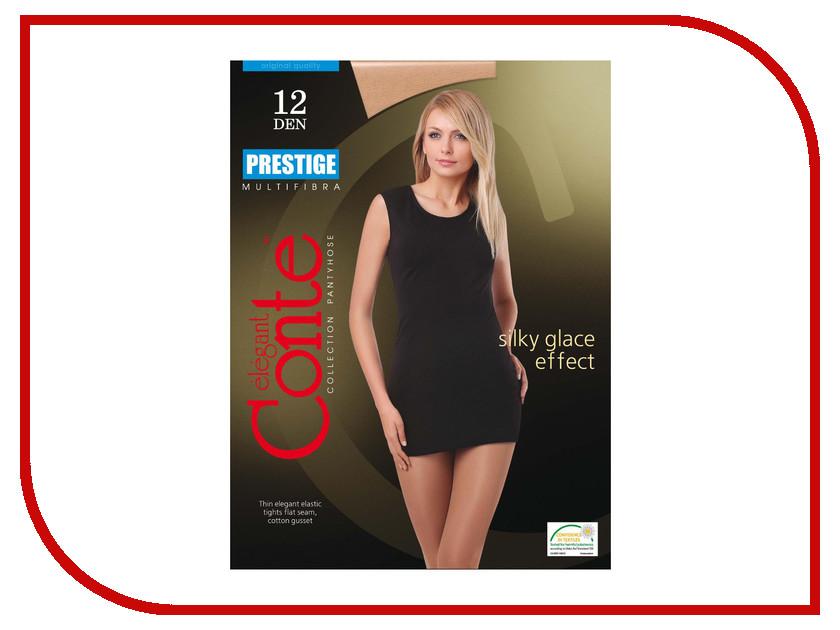 где купить Колготки Conte Prestige размер 3 плотность 12 Den Naturel по лучшей цене