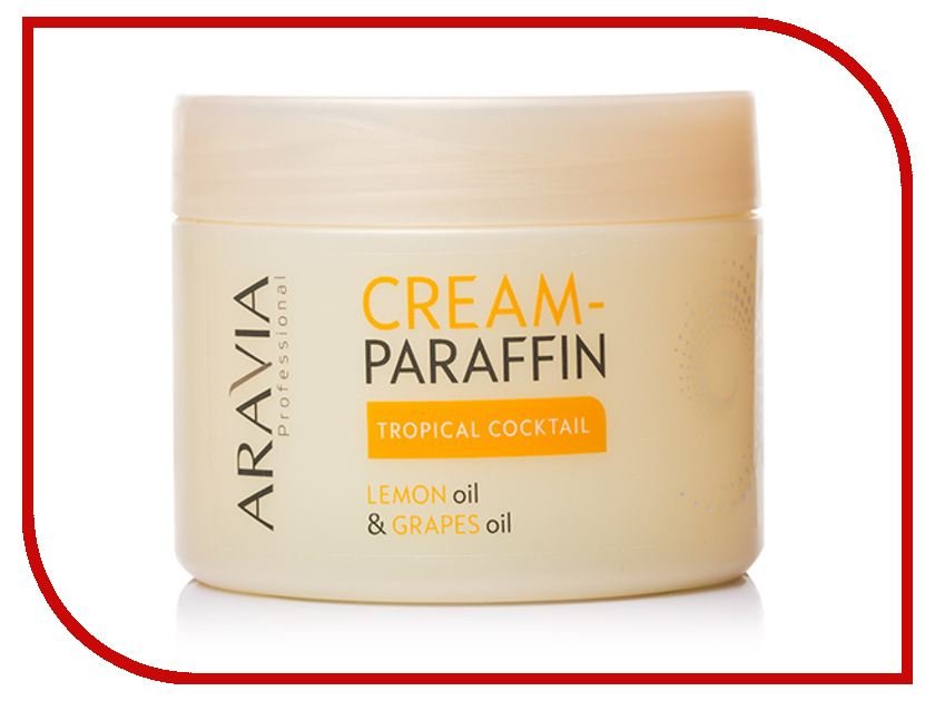 Aravia Professional крем парафин Tropical Cocktail
