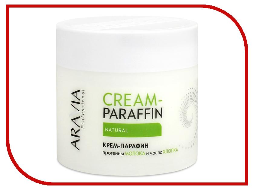 Домашний шугаринг Aravia Professional крем парафин Natural