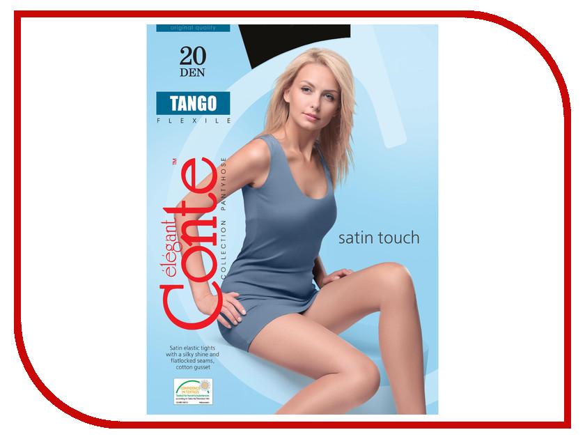 Колготки Conte Tango размер 3 плотность 20 Den Nero<br>