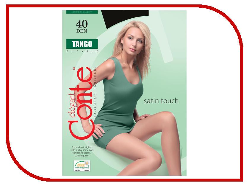 Колготки Conte Tango размер 2 плотность 40 Den Nero tango