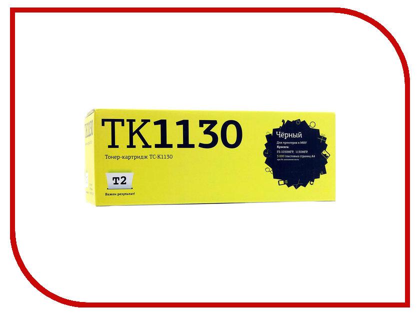 Картридж T2 TC-K1130 для Kyocera FS-1030MFP/1130MFP/ECOSYS M2030dn/M2530 с чипом 3 in 1 man s manual 2 blade single head shaver razor set black silver