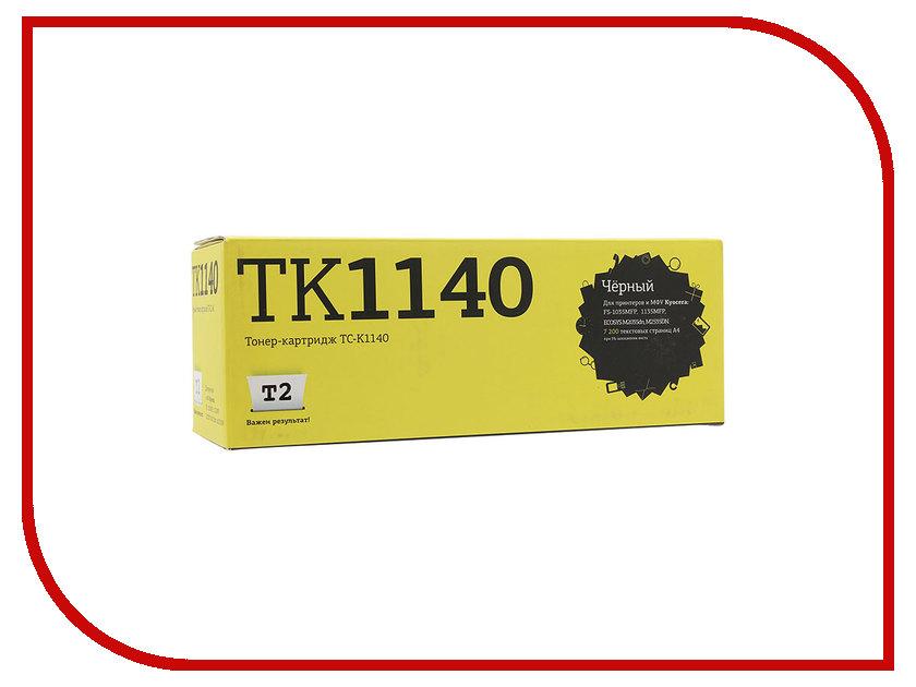 Картридж T2 TC-K1140 для Kyocera FS-1035MFP/1135MFP/ECOSYS M2035dn/M2535dn с чипом