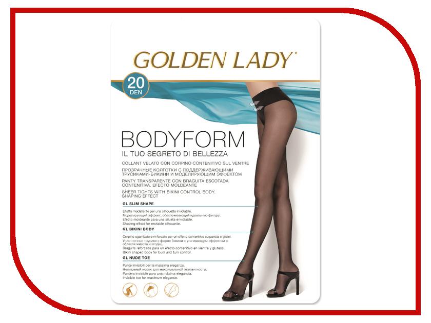 Колготки Golden Lady Body Form размер 2 плотность 20 Den Melon колготки golden lady leda размер 2 melon