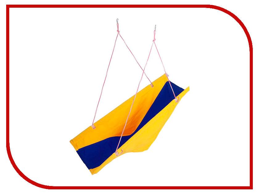 Гамак СИМА-ЛЕНД 1962912 Yellow-Blue Детский