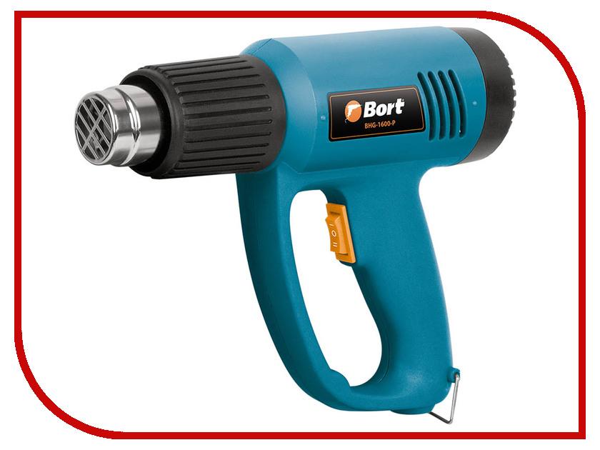 Термопистолет Bort BHG-1600-P bort bps 500 p