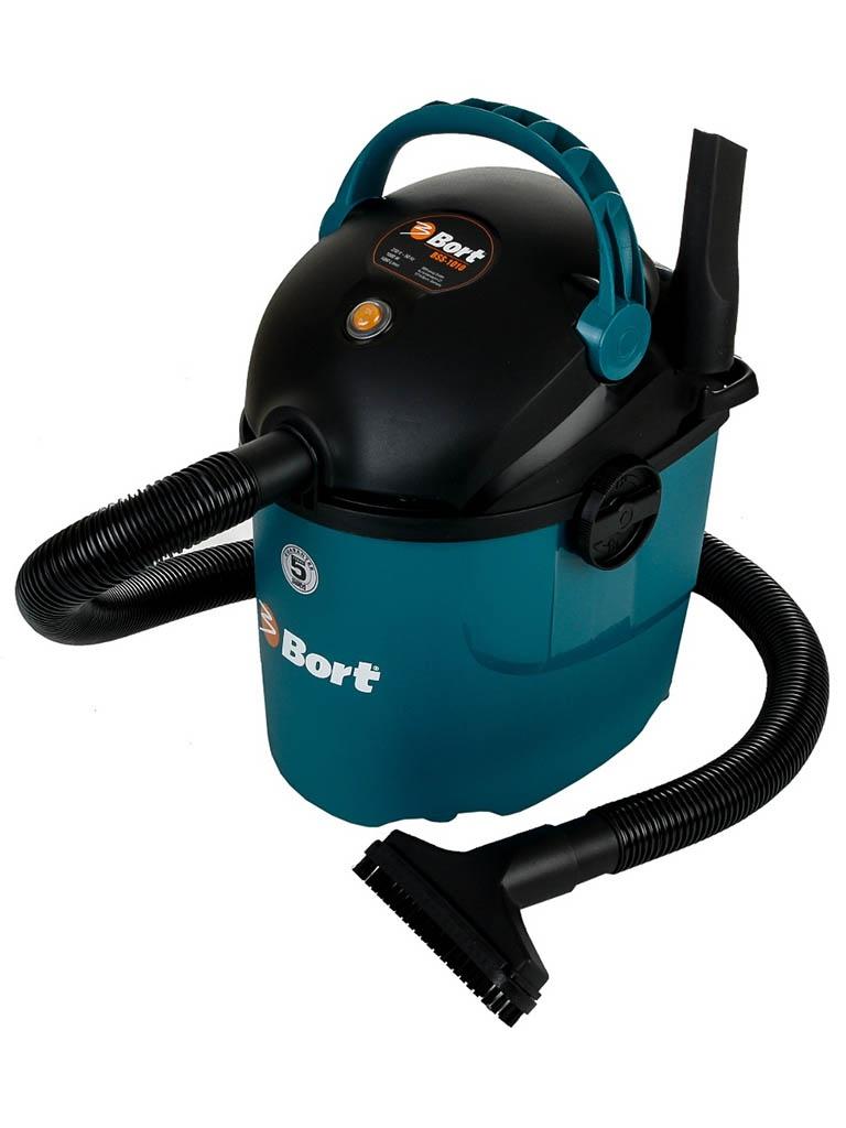Пылесос Bort BSS-1010 bort bss 1010 98291780 пылесос промышленный blue