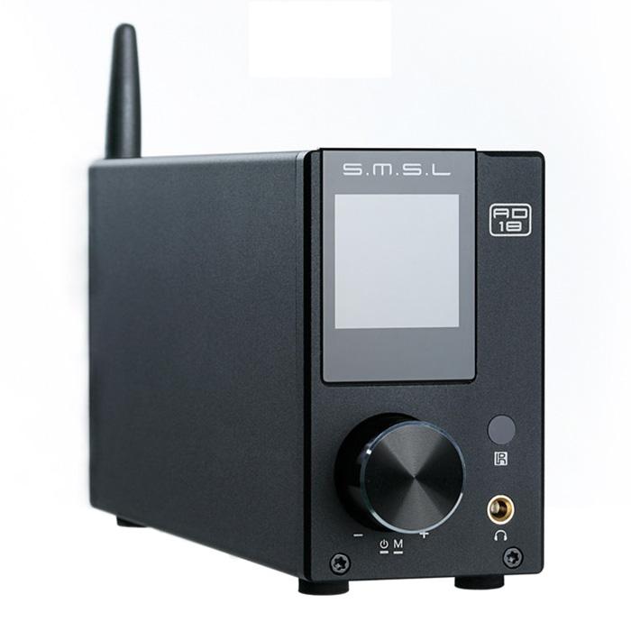 цена Усилитель SMSL AD18 Black