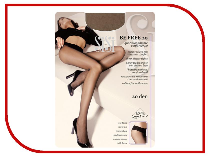 Здесь можно купить Be Free  Колготки SiSi Be Free размер 2 плотность 20 Den Miele