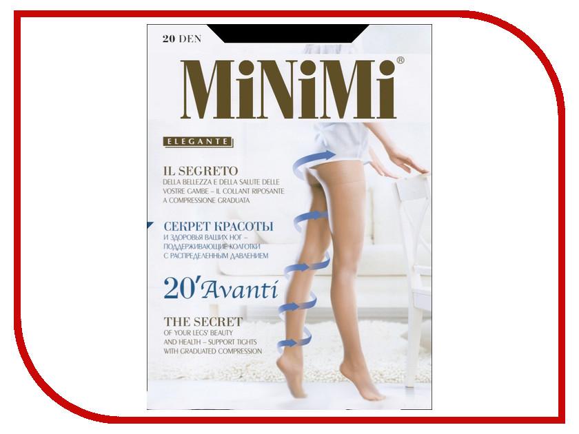 Колготки MiNiMi Avanti размер 4 плотность 20 Den Daino колготки minimi elegante размер 4 плотность 20 den daino