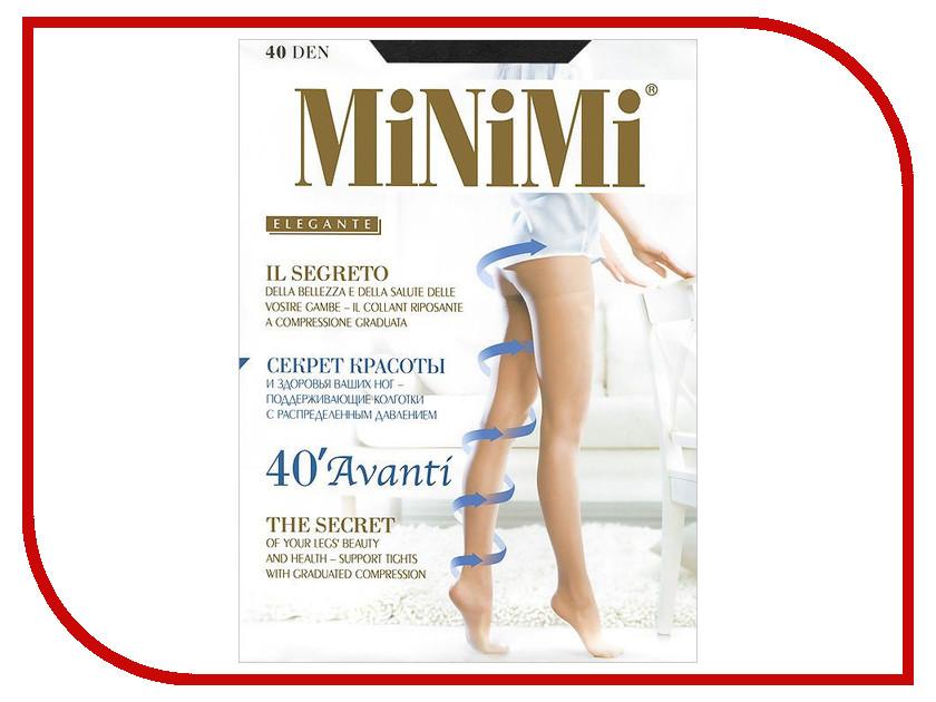 Колготки MiNiMi Avanti размер 3 плотность 40 Den Nero колготки minimi avanti размер 3 плотность 20 den nero