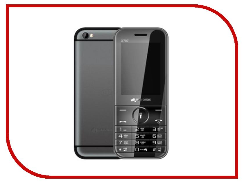 Сотовый телефон Micromax X707