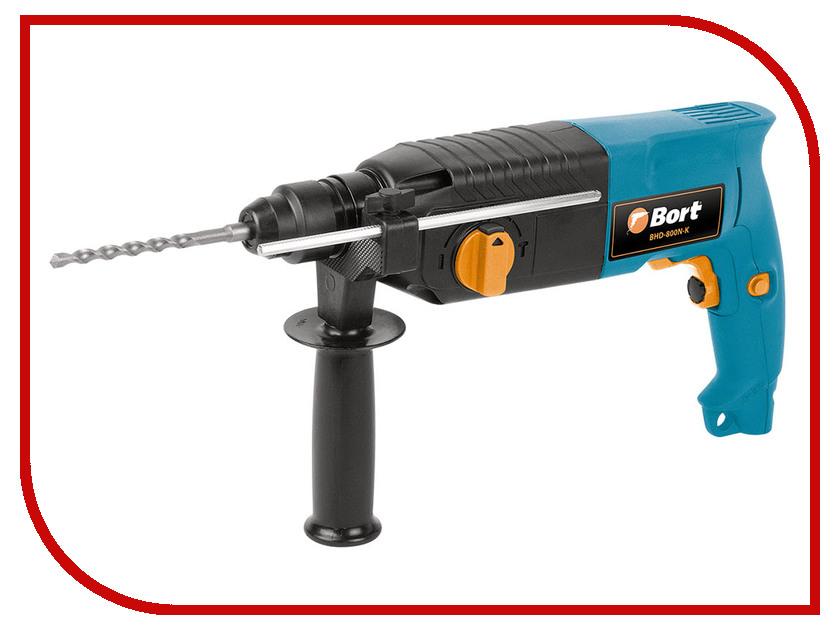 Перфоратор Bort BHD-800N-K bort bhd 900 93724054 электрический перфоратор blue