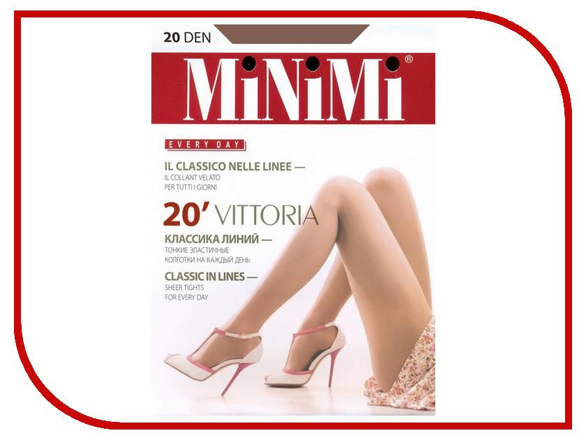 Колготки MiNiMi Vittoria размер 2 плотность 20 Den Daino