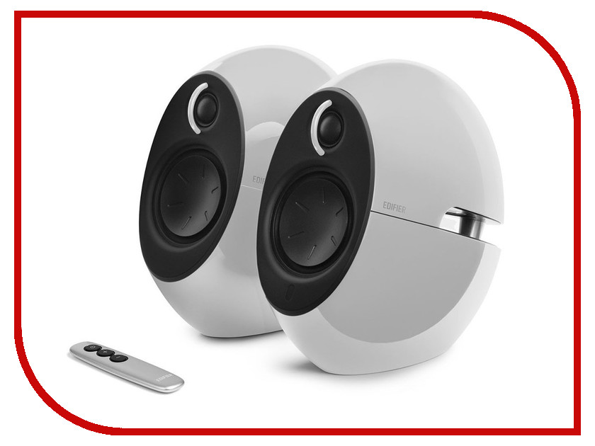 Колонка Edifier E25HD White цена