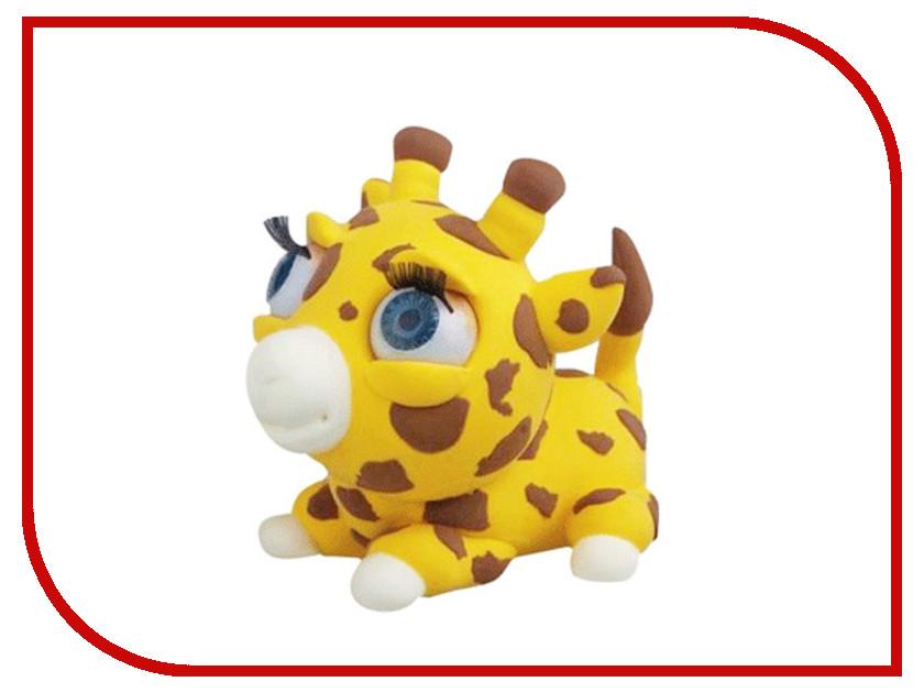 Набор для лепки Город игр Скульптор Жирафчик
