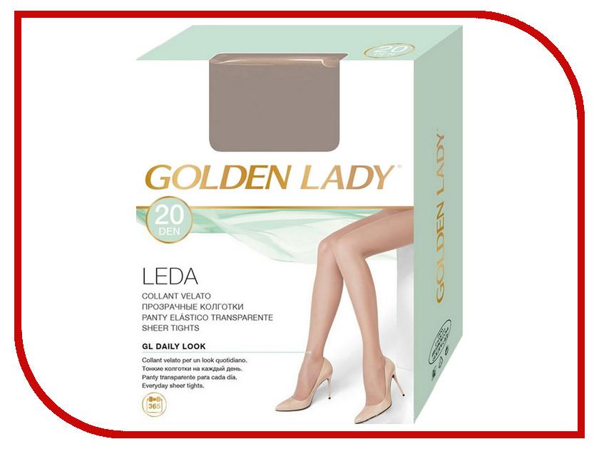 Колготки Golden Lady Leda размер 3 Melon