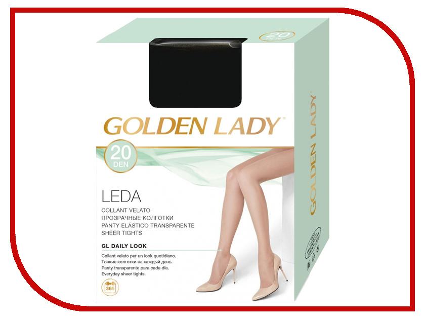 Колготки Golden Lady Leda размер 4 Nero