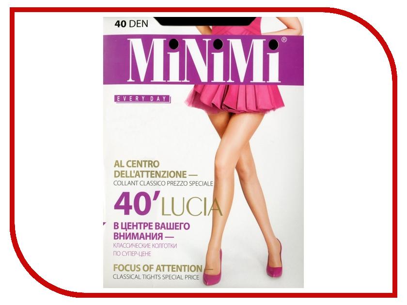Колготки MiNiMi Lucia размер 2 плотность 40 Den Nero