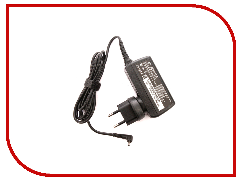 Блок питания 4parts LAC-AS06 ASUS 19V 2.37A (2.35x0.7mm Super Slim) 45W блок питания 4parts lac hp07 hp 19v 4 74a 7 4x5 0mm с иглой 90w