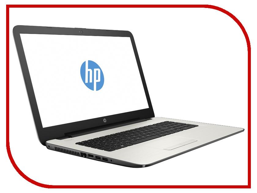 Ноутбук HP 17-x046ur Silver 1LY11EA (Intel Pentium N3710 1.6 GHz/4096Mb/1000Gb/DVD-RW/AMD Radeon R5 M430 2048Mb/Wi-Fi/Bluetooth/Cam/17.3/1920x1080/Windows 10)<br>