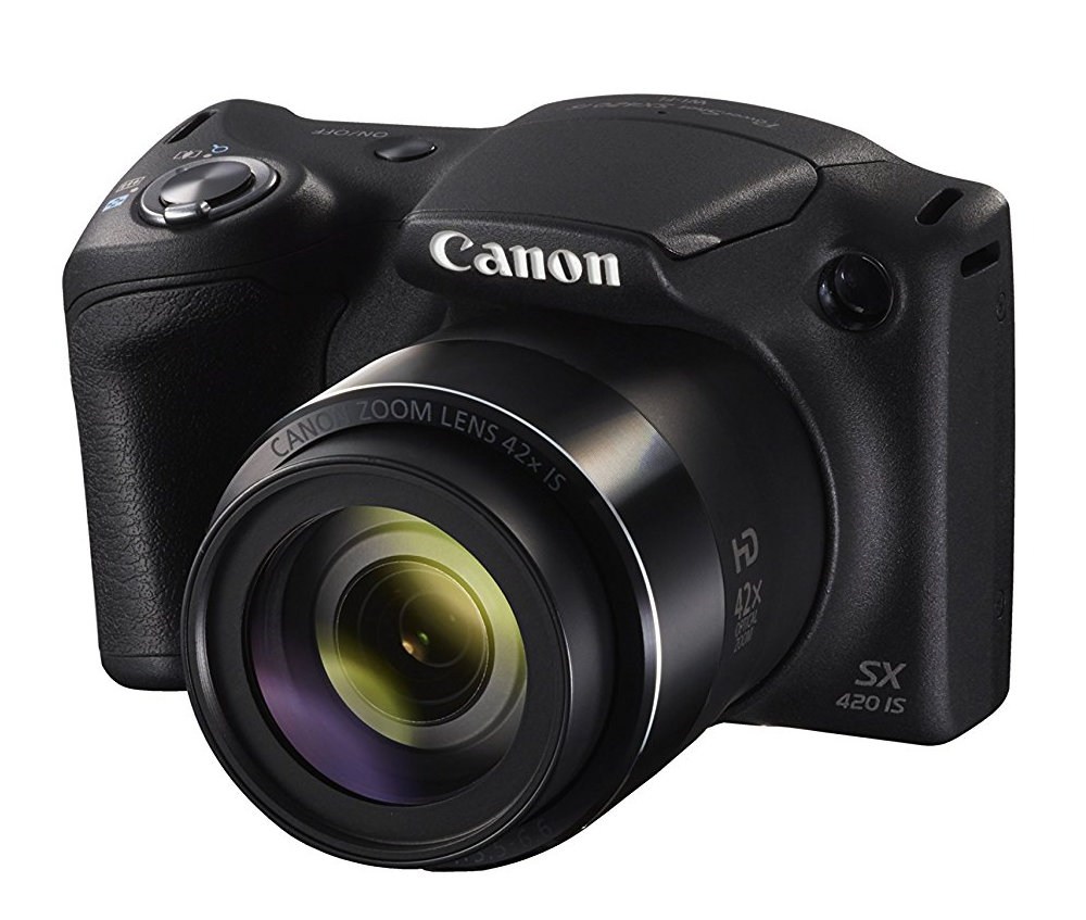 Фотоаппарат Canon PowerShot SX430 IS Black цена 2017