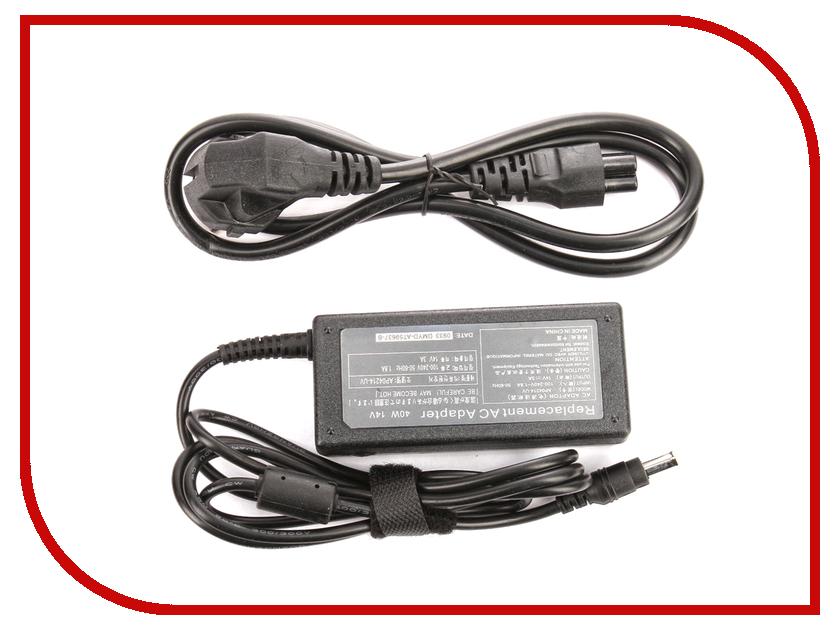 Блок питания 4parts LAC-TF06 LCD 14V 3A (6.0x4.4mm с иглой) 42W