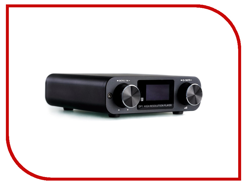 Усилитель для наушников SMSL DP1 Black
