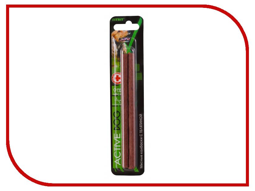 Лакомство TiTBiT Колбаски мясные Active Dog с телятиной 004821