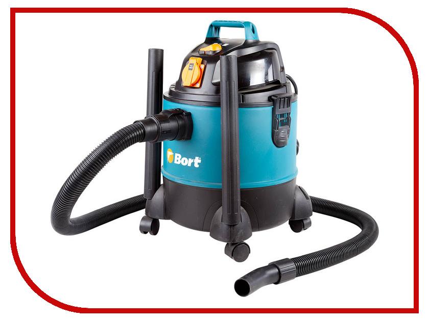 Пылесос Bort BSS-1220-Pro хозяйственный пылесос bort bss 1220 pro
