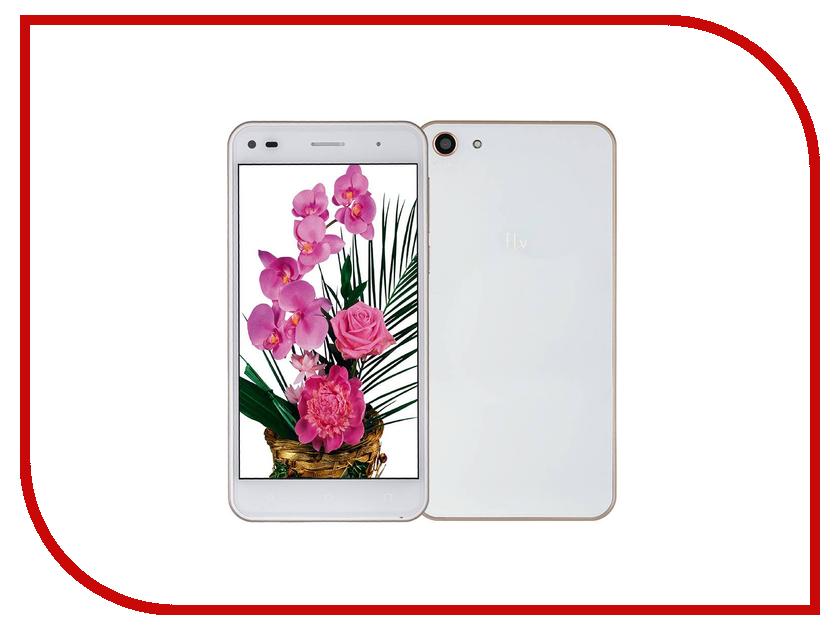 все цены на  Сотовый телефон Fly FS507 Cirrus 4 White  онлайн