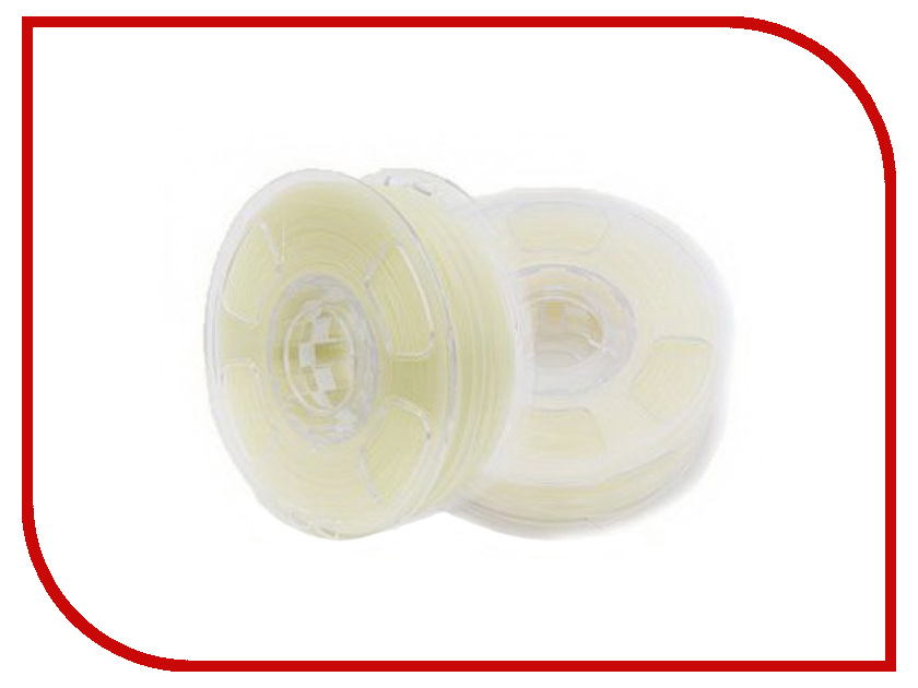 Аксессуар U3Print ABS-пластик 1.75mm 1кг Phosphorus neutral HP аксессуар u3print pla пластик 1 75mm 1кг sunflower fluory hp