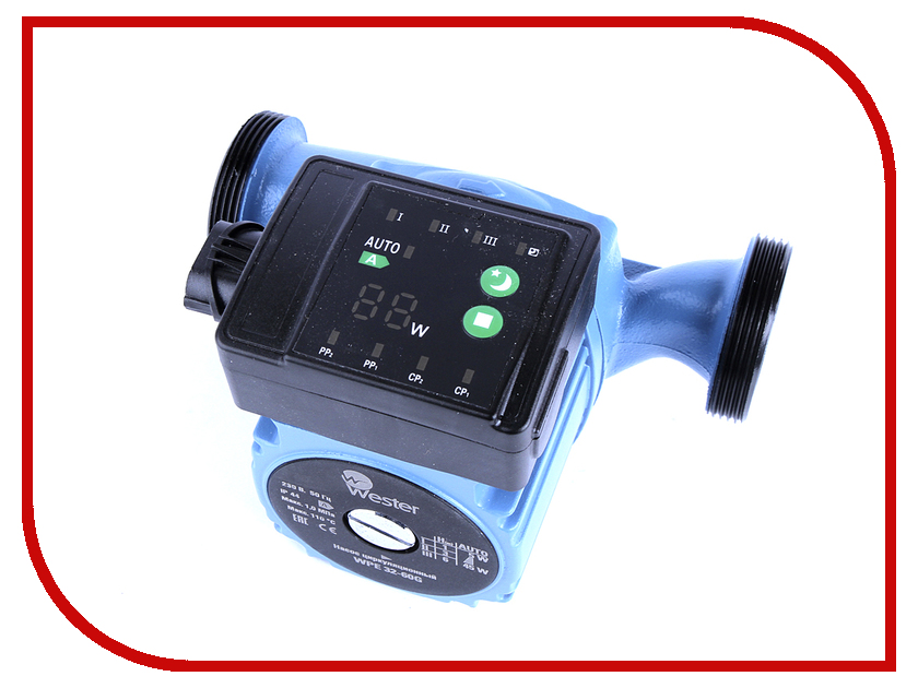 Насос Wester 32-60 Е WPE32-60G насос wester 32 60 е wpe32 60g