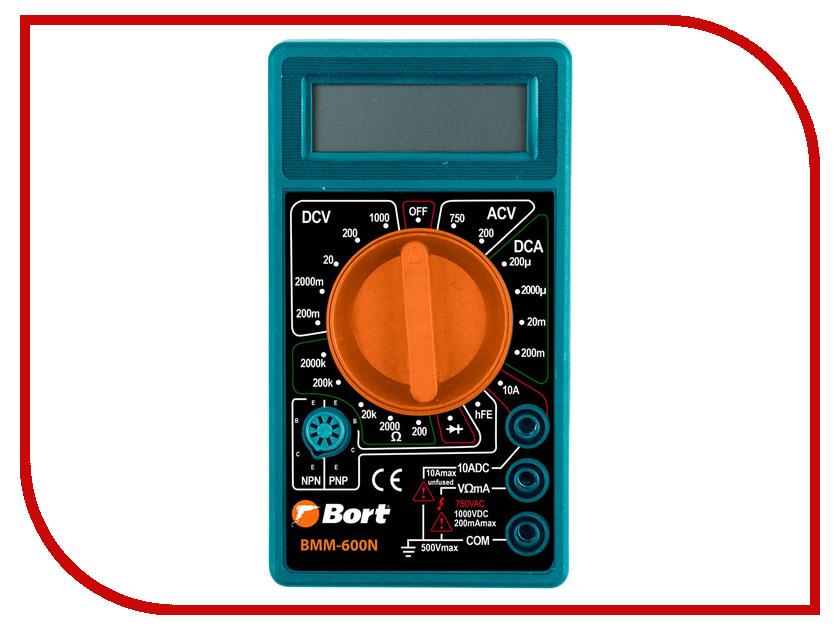 Мультиметр Bort BMM-600N мультиметр bort bmm 800 [91271150]