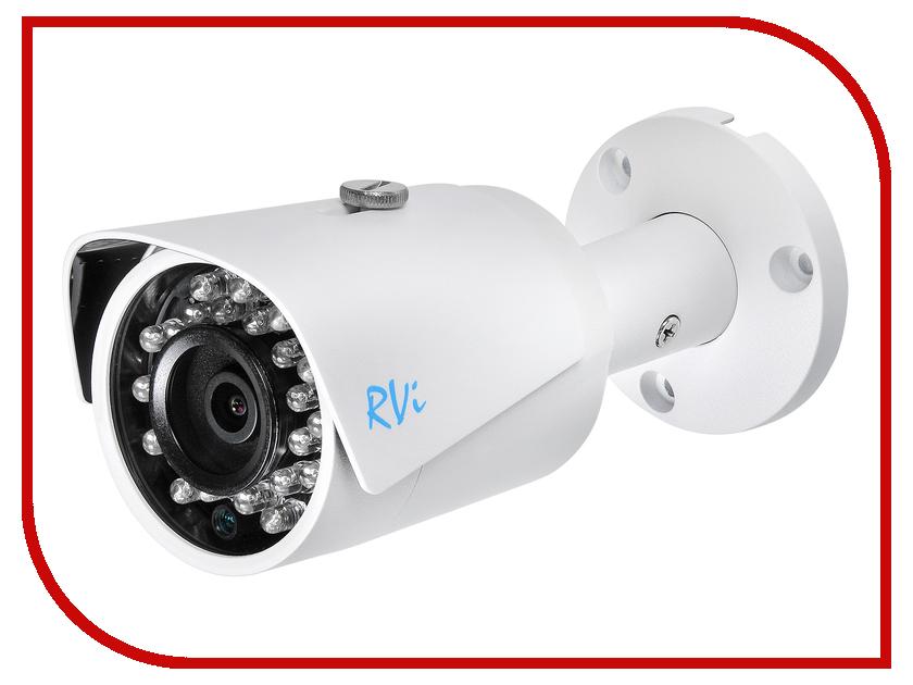 IP камера RVi RVi-IPC44 3.6mm камеры видеонаблюдения rvi ipc52z30 pro