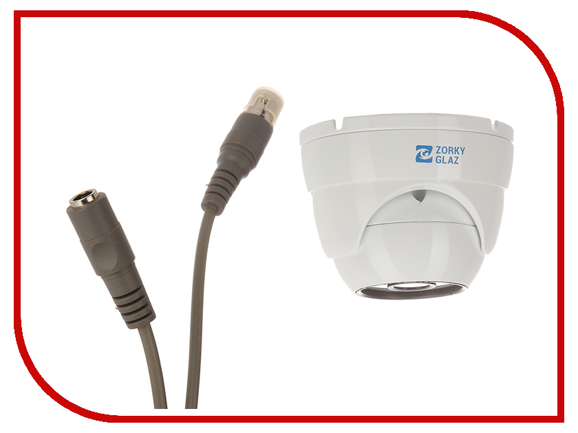 Аналоговая камера Zorky Glaz 3.6mm ZC11 CVI