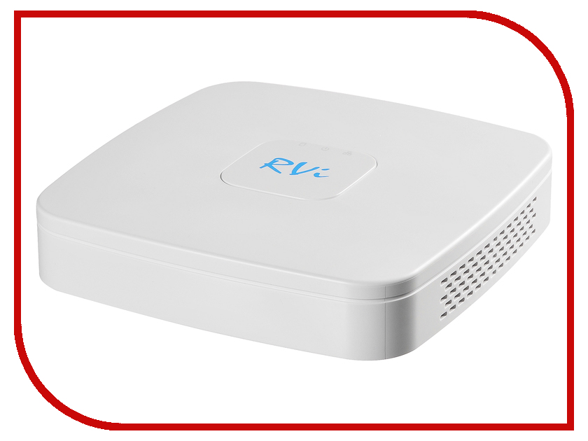 Видеорегистратор RVi RVi-IPN16/1L камеры видеонаблюдения rvi ipc52z30 pro