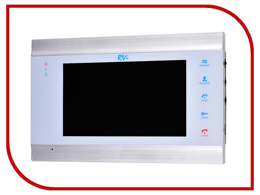 Видеодомофон RVi RVi-VD7-12M White