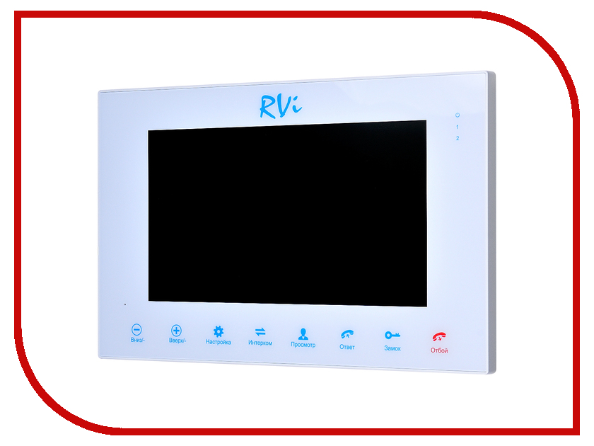 все цены на  Видеодомофон RVi RVi-VD10-11 White  онлайн