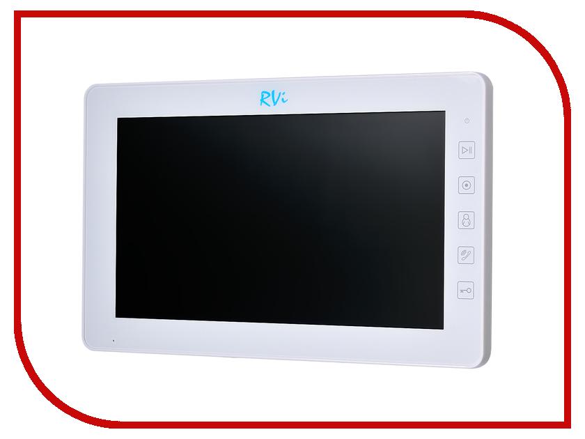 Видеодомофон RVi RVi-VD10-21M White
