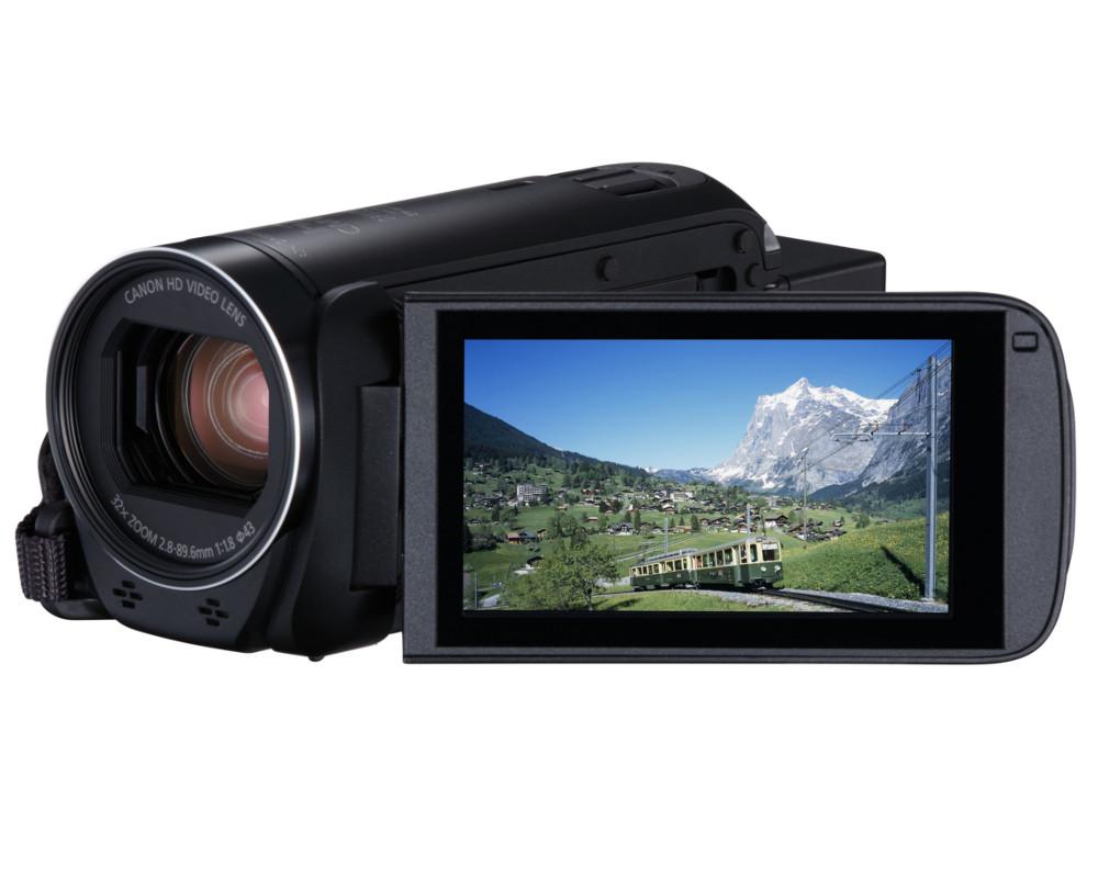 Фото - Видеокамера Canon Legria HF R806 Black видеокамера