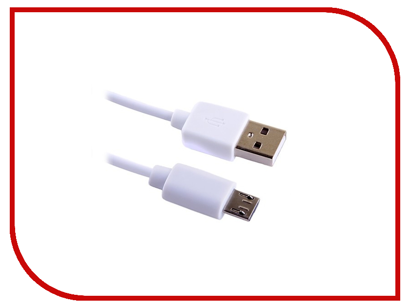 Аксессуар Blast USB - Micro USB BMC-120 White аксессуар blast usb micro usb bmc 130