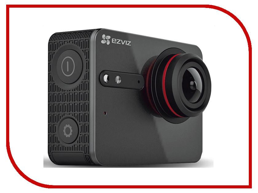 Экшн-камера Ezviz S5 Plus Black CS-S5plus-212WFBS-b