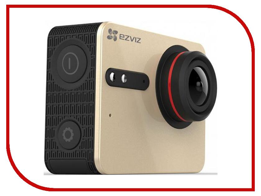 Экшн-камера Ezviz S5 Plus Champagne CS-S5plus-212WFBS-s