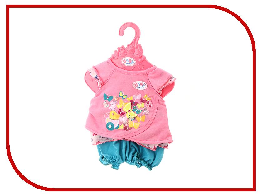 Кукла Zapf Creation Baby Born Туника с шортиками 823-552