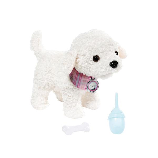Игрушка Zapf Creation Baby Born Собака Пудель 823-668