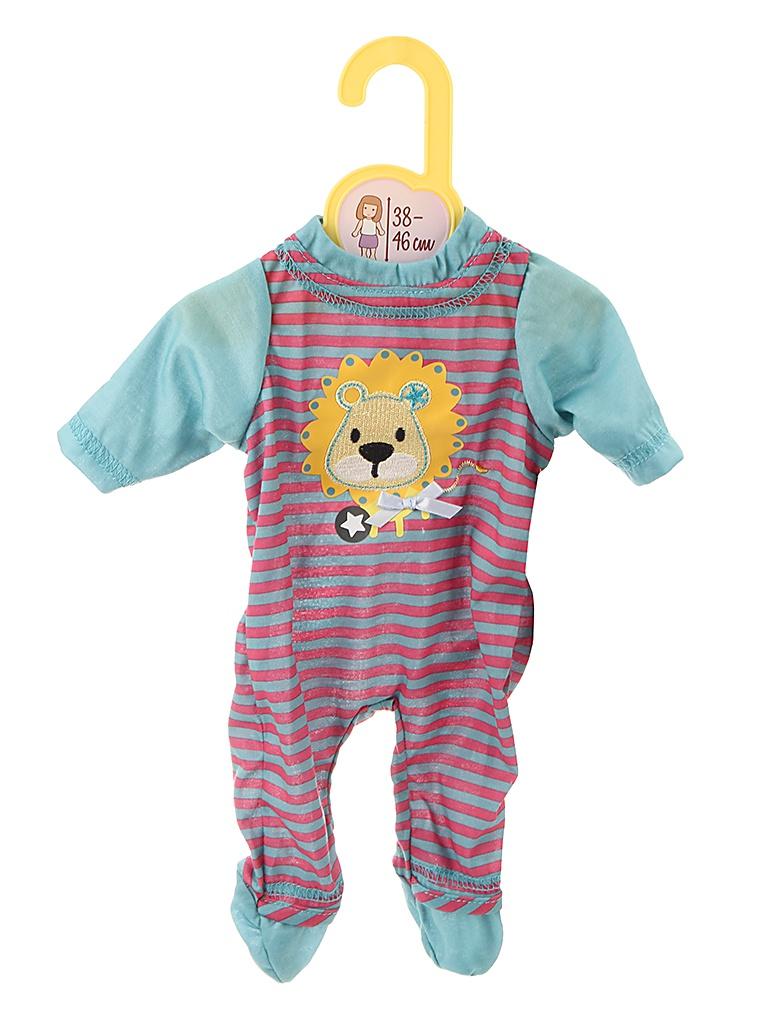 Одежда для куклы Zapf Creation Baby Born Комбинезончики 870-211 цена